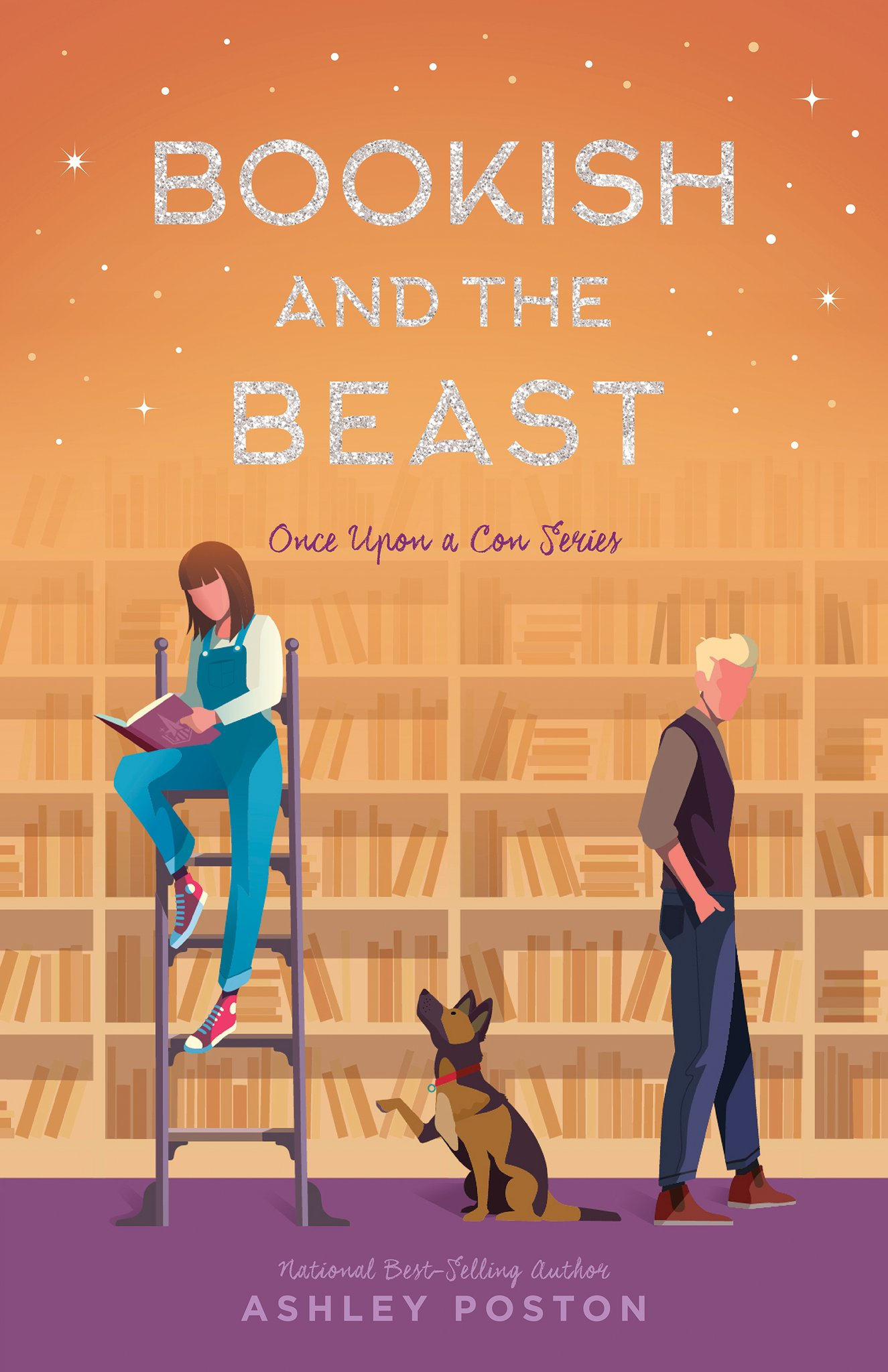 Ashely Poston - Bookish and the Beast